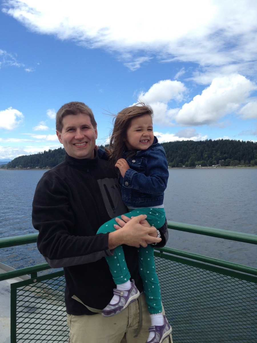 2014: Ferry to Bellingham?