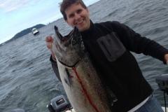 2013:  Nice Salmon