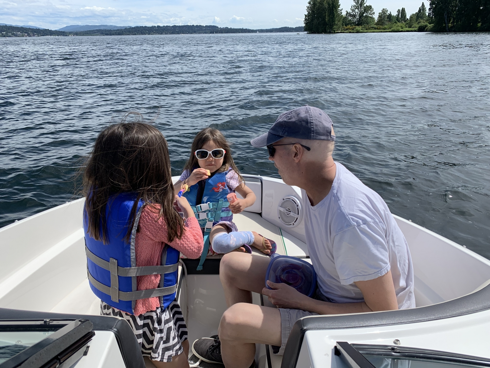 2019: On Lake Washington