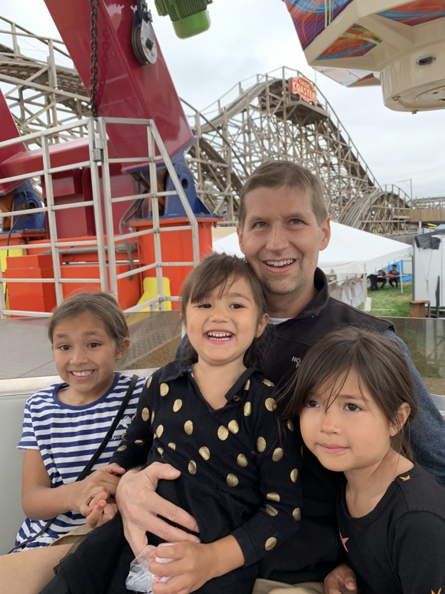 2019: Kaelyn Birthday at WA State Fair