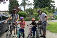 2019: Bike Ride in July
