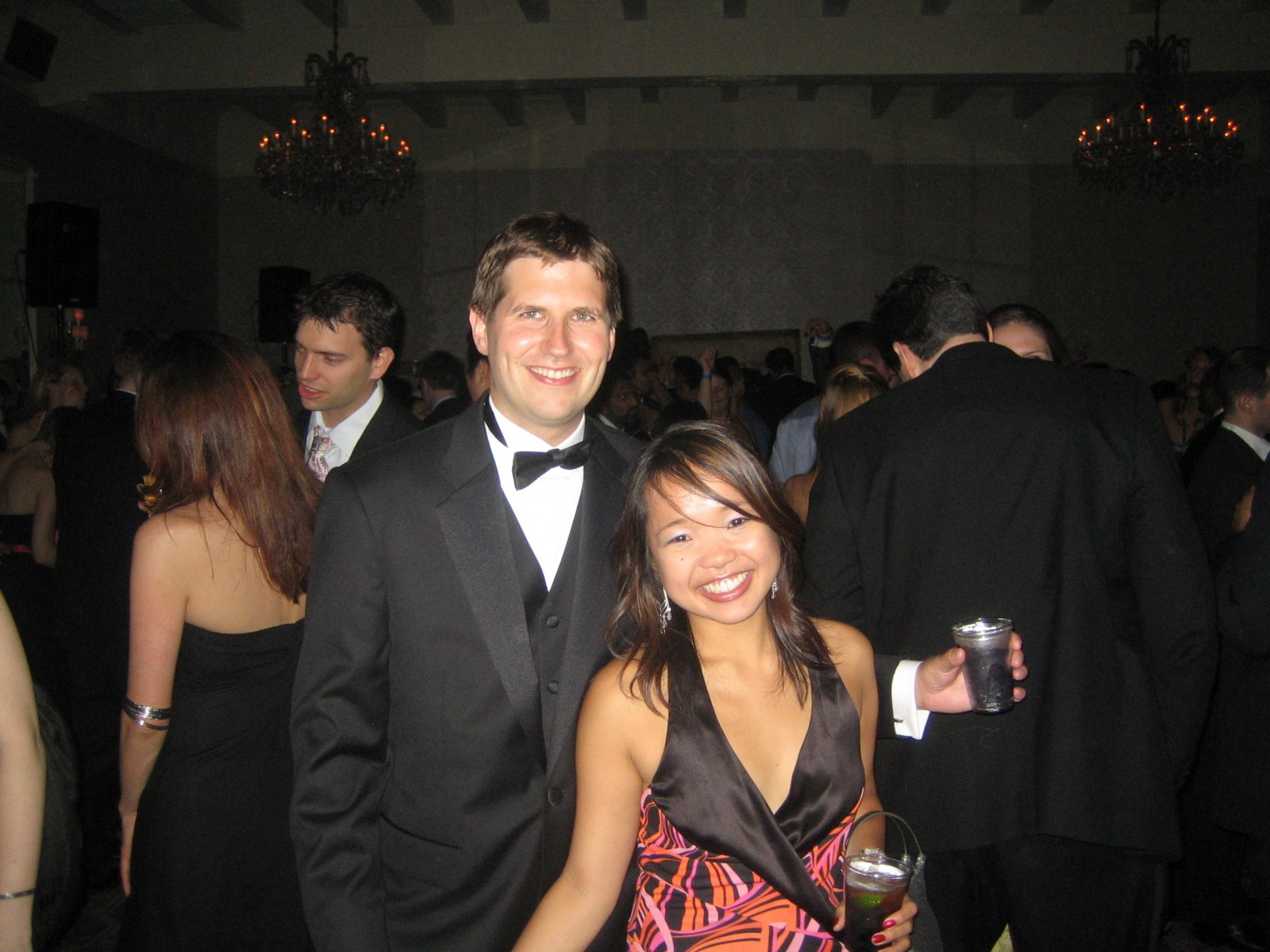 Business school prom, 2006